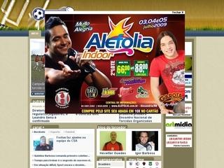 Thumbnail do site FutebolDaParaiba.com - A melhor cobertura do futebol paraibano
