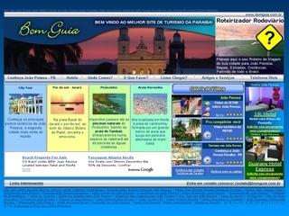 Thumbnail do site Bom Guia - Guia de Turismo
