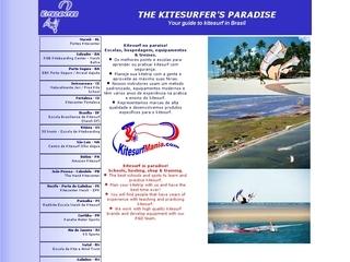 Thumbnail do site Kitecenter Naish Paraíba