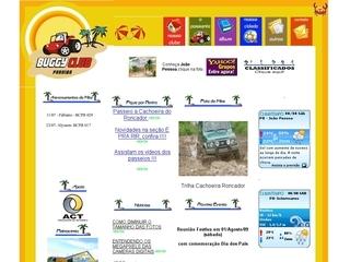 Thumbnail do site Buggy Club Paraíba - Amantes da Areia
