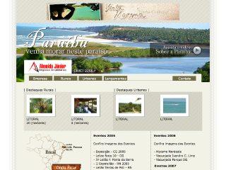 Thumbnail do site Almeida Junior Negócios Imobiliários
