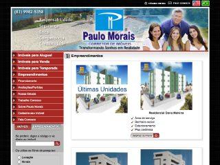Thumbnail do site Paulo Morais Corretor de Imóveis