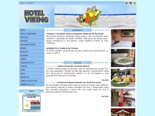 Thumbnail do site Hotel Viking