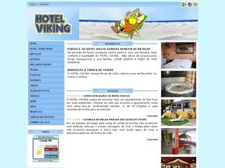 Thumbnail do site Hotel Viking