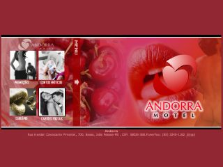 Thumbnail do site Andorra Motel Bayeux
