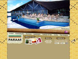 Thumbnail do site Hotel PAKAAS Palafitas Lodge