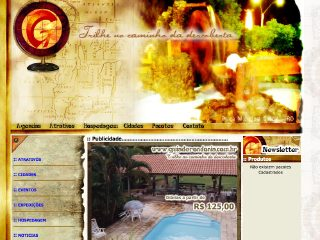 Thumbnail do site Guia de Rondônia
