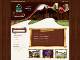 Thumbnail do site Hotel Fazenda Coimbra
