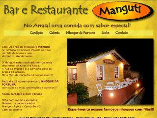 Thumbnail do site Manguti