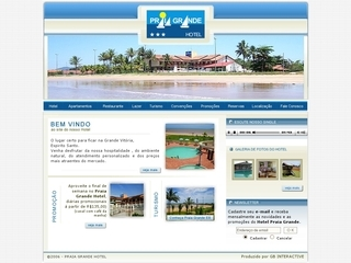 Thumbnail do site Hotel Praia Grande ***