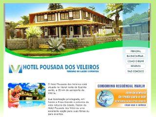 Thumbnail do site Hotel Pousada dos Veleiros
