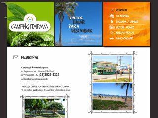 Thumbnail do site Camping & Pousada Itaipava