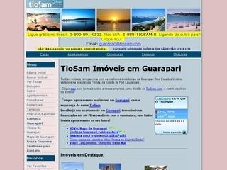 Thumbnail do site Imobiliária TioSam