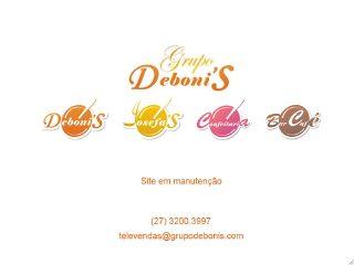 Thumbnail do site Deboni