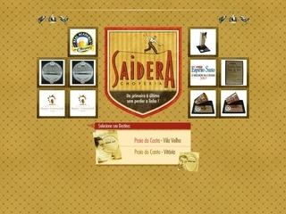 Thumbnail do site Choperia Saidera