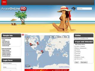 Thumbnail do site Imóveis d´Ajuda - Classificados de Imóveis