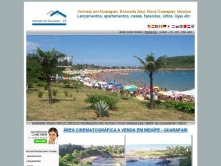 Thumbnail do site Imóveis em Guarapari