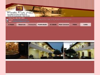 Thumbnail do site Marathi Park Hotel