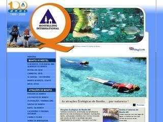 Thumbnail do site Bonito Hostel
