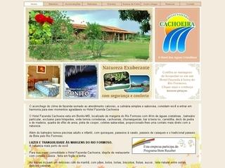 Thumbnail do site Hotel Fazenda Cachoeira