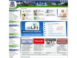 Thumbnail do site Portal UNIDERP