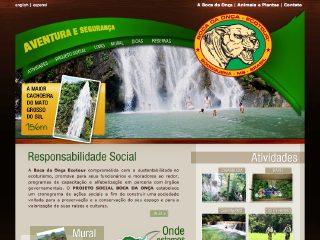 Thumbnail do site Fazenda Boca da Onça