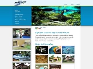 Thumbnail do site Hotel Arauna