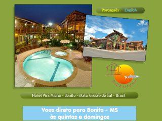 Thumbnail do site Hotel Pirá Miúna