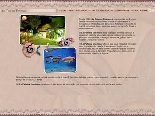 Thumbnail do site Hotel Lapaloma