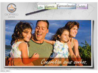 Thumbnail do site Giometti Imoveis