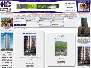 Thumbnail do site Imobiliária Humberto Canale
