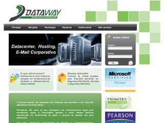 Thumbnail do site AWG Consultoria em Informática Ltda