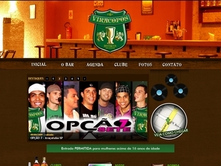 Thumbnail do site Viracopos Botequim