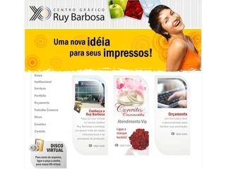 Thumbnail do site Centro Gráfico Ruy Barbosa