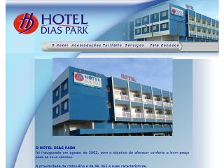 Thumbnail do site Hotel Dias Park