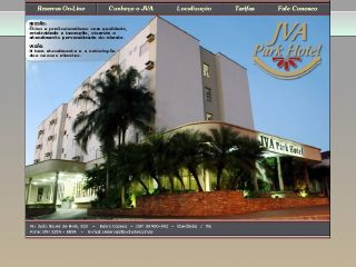Thumbnail do site JVA Park Hotel