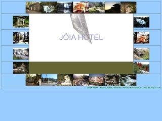 Thumbnail do site Jóia Hotel