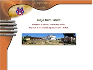 Thumbnail do site Hospedaria da Villa