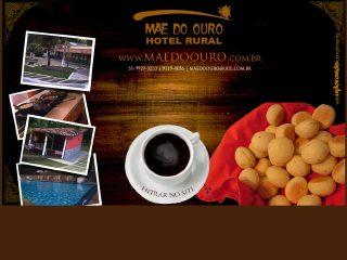 Thumbnail do site Mãe do Ouro Hotel Fazenda
