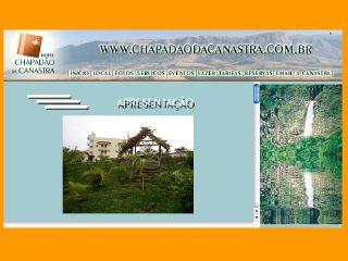 Thumbnail do site Hotel Chapadão da Canastra