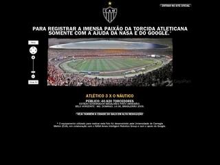 Thumbnail do site Clube Atlético Mineiro