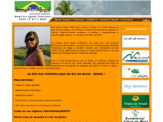 Thumbnail do site Immo Beet Brasil