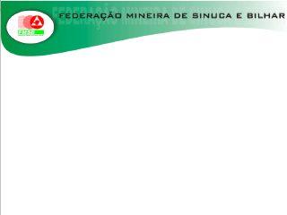 Thumbnail do site FMSB - Federação Mineira de Sinuca e Bilhar