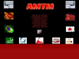 Thumbnail do site AMTM - Associação Mineira de Tênis de Mesa