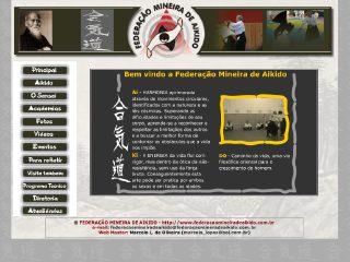 Thumbnail do site FMA - Federação Mineira de Aikido