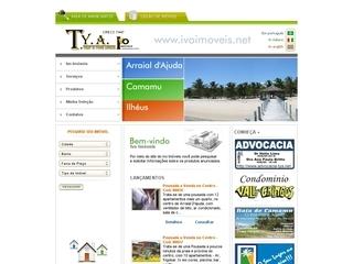 Thumbnail do site Imobiliária Ivo Imóveis