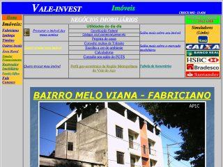 Thumbnail do site Vale - Invest Imóveis
