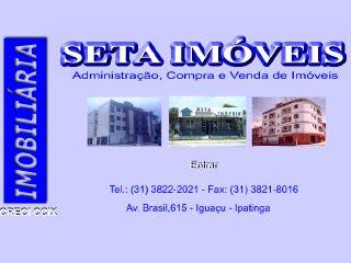 Thumbnail do site Seta Imóveis