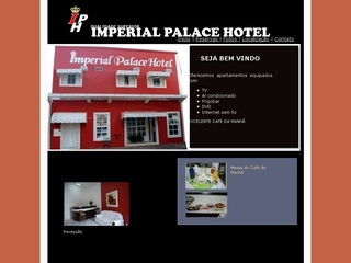 Thumbnail do site Imperial Palace Hotel