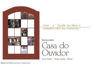 Thumbnail do site Restaurante Casa do Ouvidor